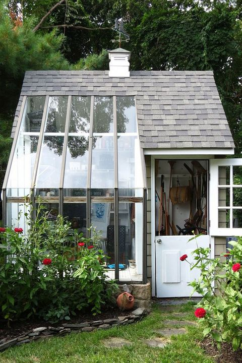 19 Whimsical Garden Shed Designs Storage Plans Pictures
