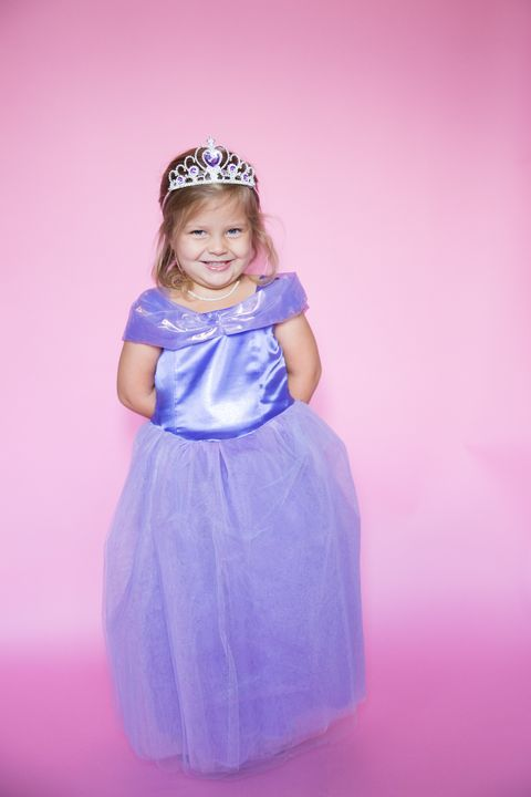 diy princess costume purple