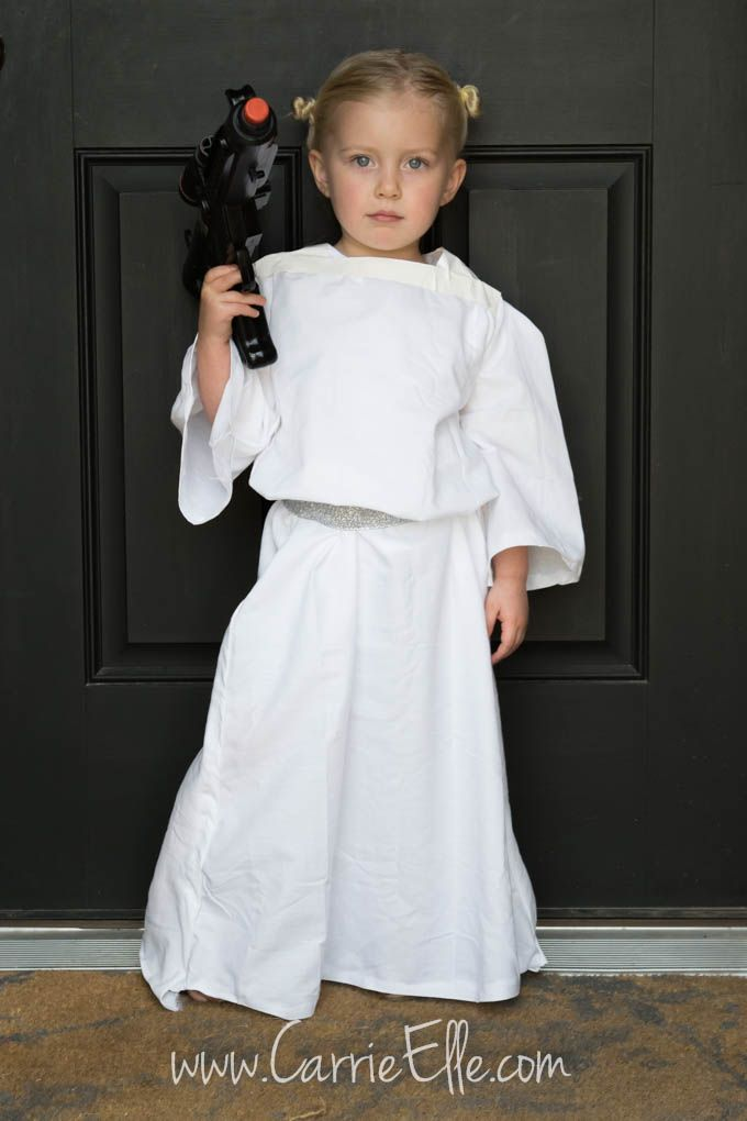 diy star wars princess leia costume