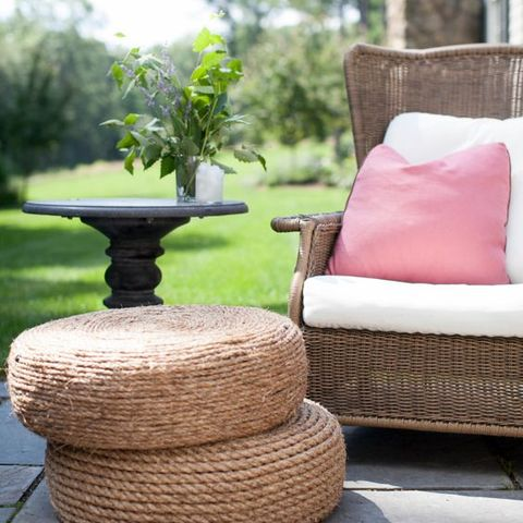Coffee table, Furniture, Table, Wicker, Living room, Room, Interior design, Patio, Outdoor furniture, Chair,