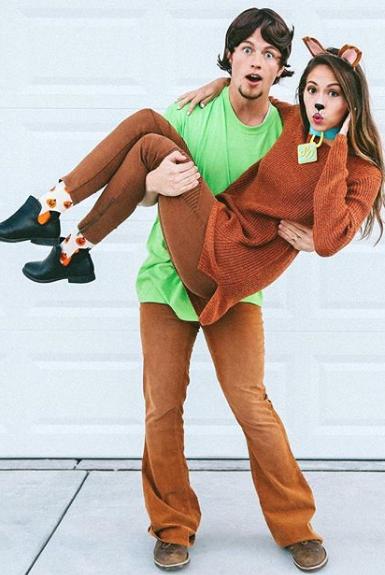 15 Diy Scooby Doo Costumes Best Scooby Doo Halloween