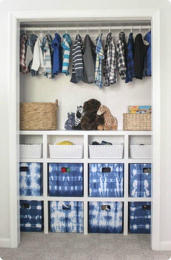 Good Housekeeping & 30 Closet Organization Ideas - Best DIY Closet Organizers