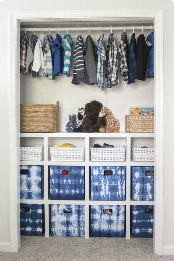 30 Closet Organization Ideas