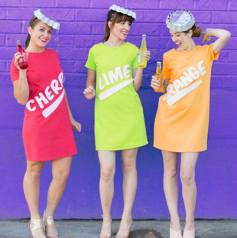 Easy Diy Halloween Costumes For Women.Cute Group Halloween Costume Ideas Easy Friend Halloween Costumes