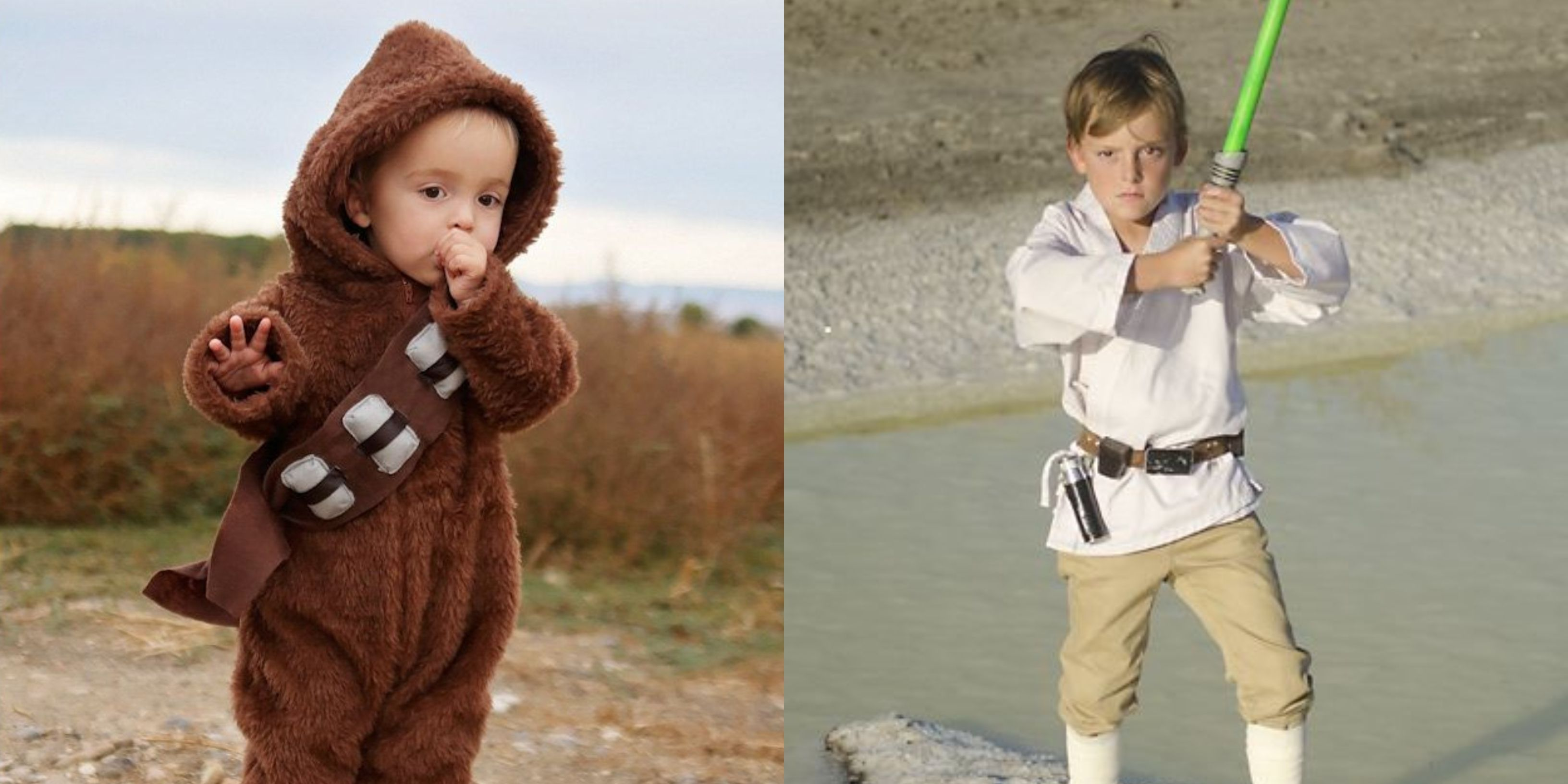 Chewbacca Costume For Babies