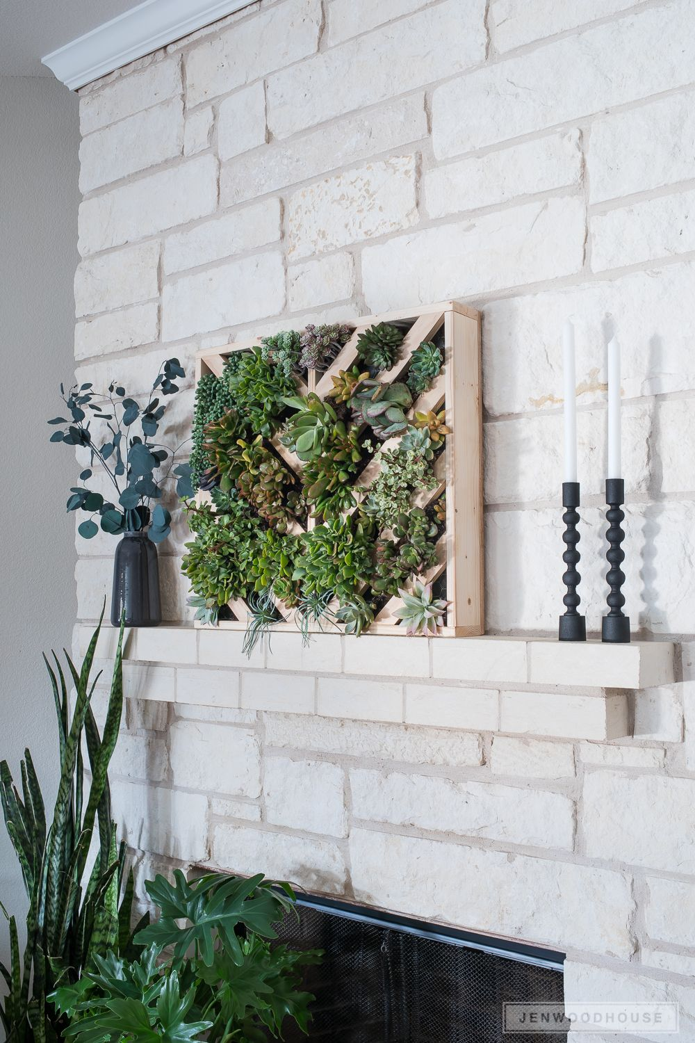35 Creative Ways To Plant A Vertical Garden How To Make A