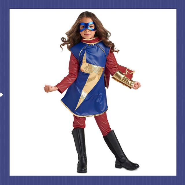 b938742b2e 31 DIY Superhero Costumes - Superhero Halloween Costume Ideas