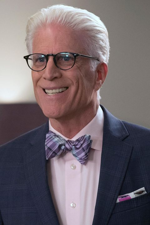 diy the good place costumes - michael