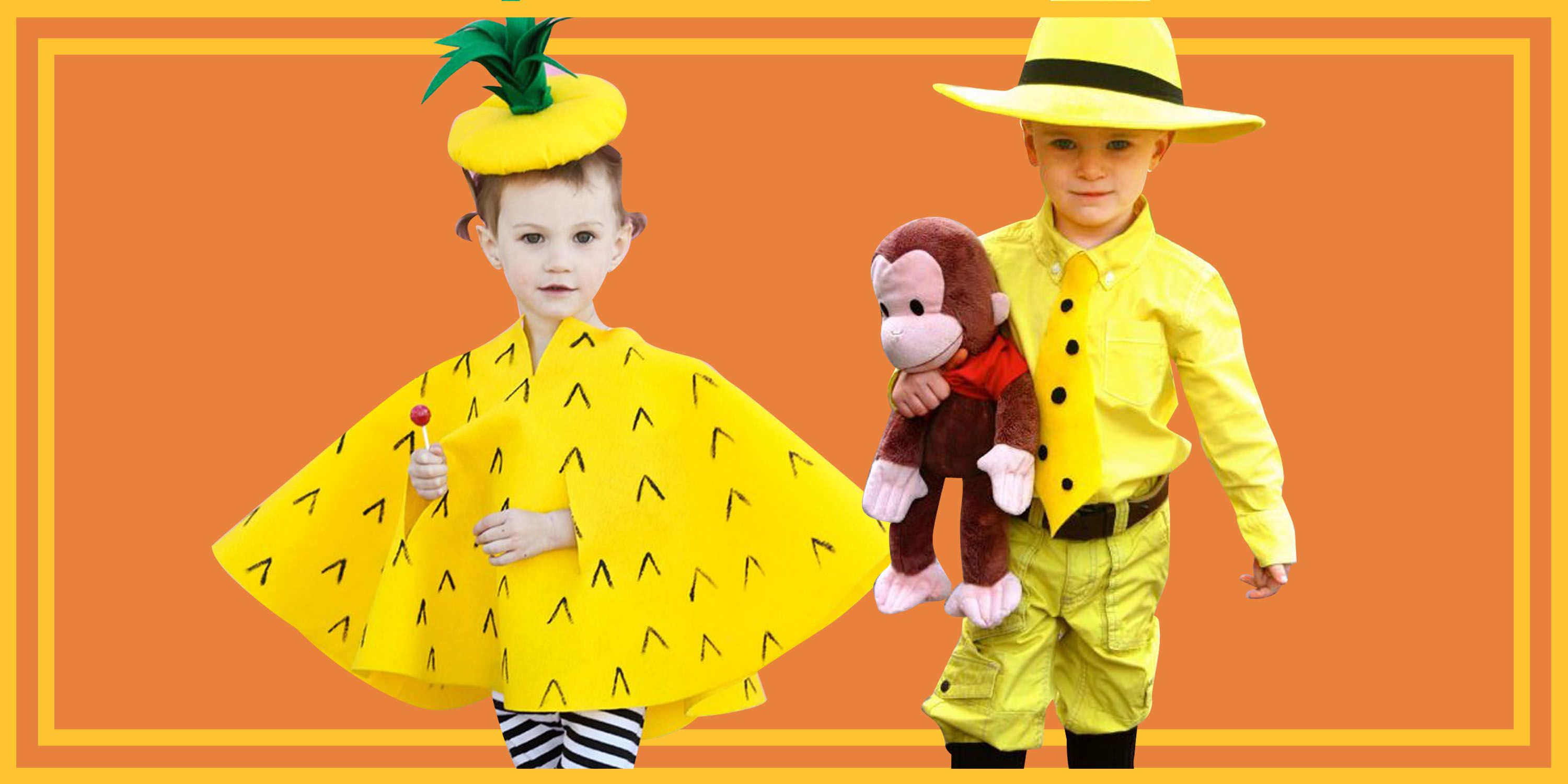 27d5b432d6f 30 Cute DIY Toddler Halloween Costume Ideas 2018 - How to Make Toddler Boy  and Girl Costumes for Halloween
