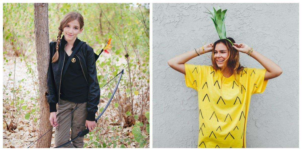 18 Tween Halloween Costumes Diy Costumes For Tween