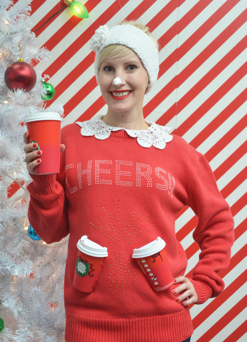 19 DIY Ugly Christmas Sweater Ideas , Best Ugly Christmas
