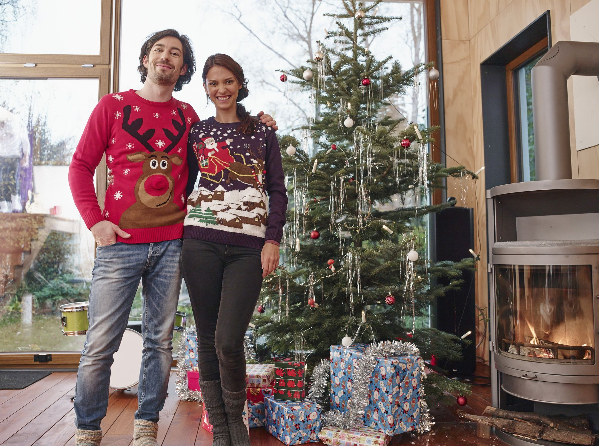 19 DIY Ugly Christmas Sweater Ideas Best Ugly Christmas