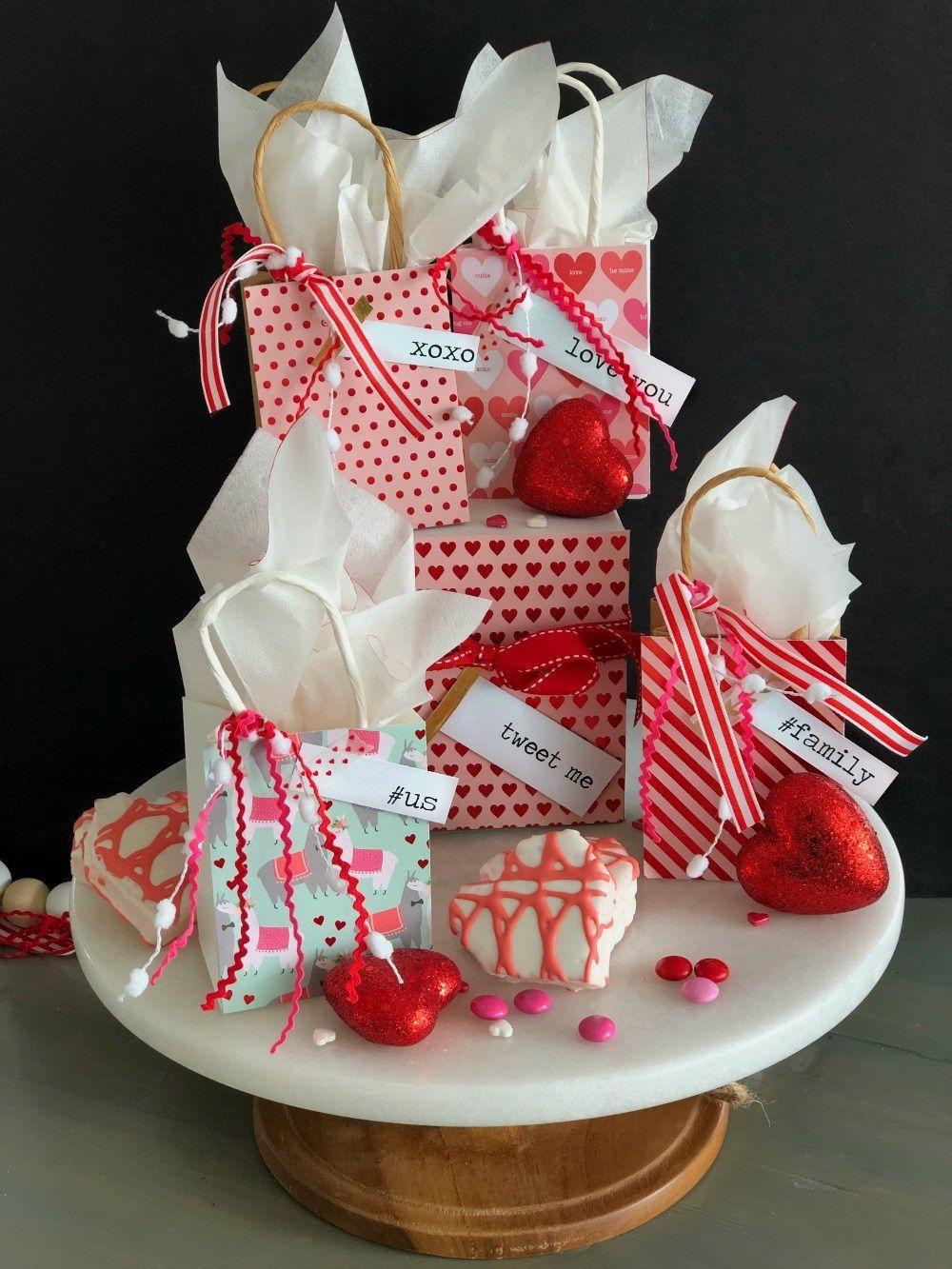 Day Crafts Diy Valentine S Gifts