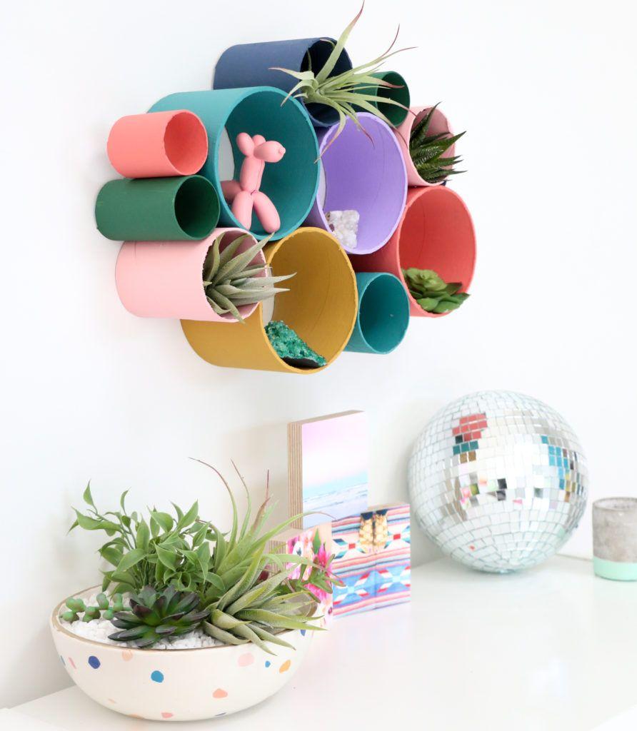 16 DIY Wall Decor Ideas for Any Room - Cute and Cheap DIY Wall