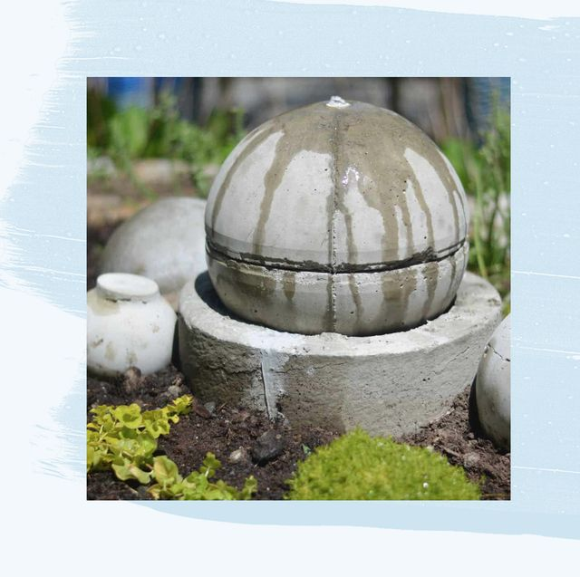 22 Outdoor Fountain Ideas - How To Make a Garden Fountain ... on rustic gardening, garden fountains, beautiful backyard fountains, classic backyard fountains, tropical backyard fountains, modern backyard fountains, unique backyard fountains, elegant backyard fountains, large backyard fountains, wood backyard fountains, small backyard fountains, bird baths and fountains,