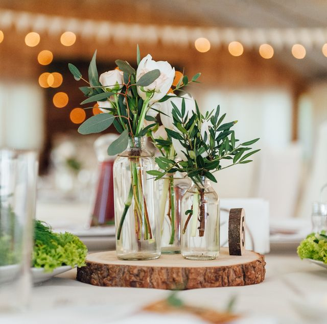 18 Diy Wedding Decorations On A Budget: 30 Best DIY Wedding Decorations
