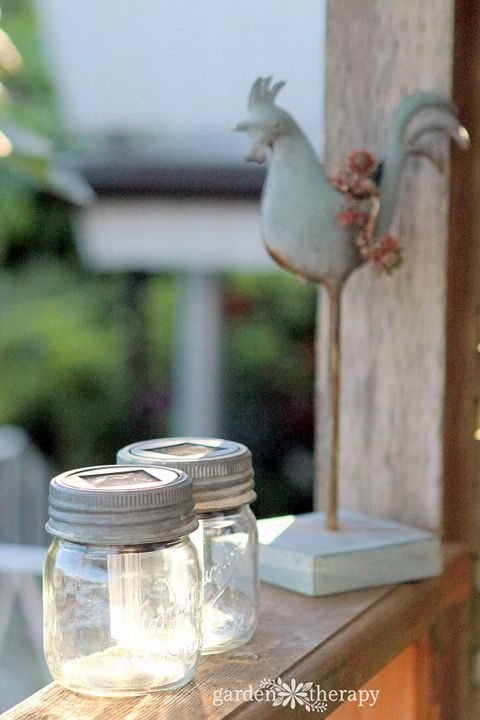 diy wedding decorations mason jar lights