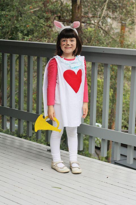 DIY Alice in Wonderland Costume Ideas