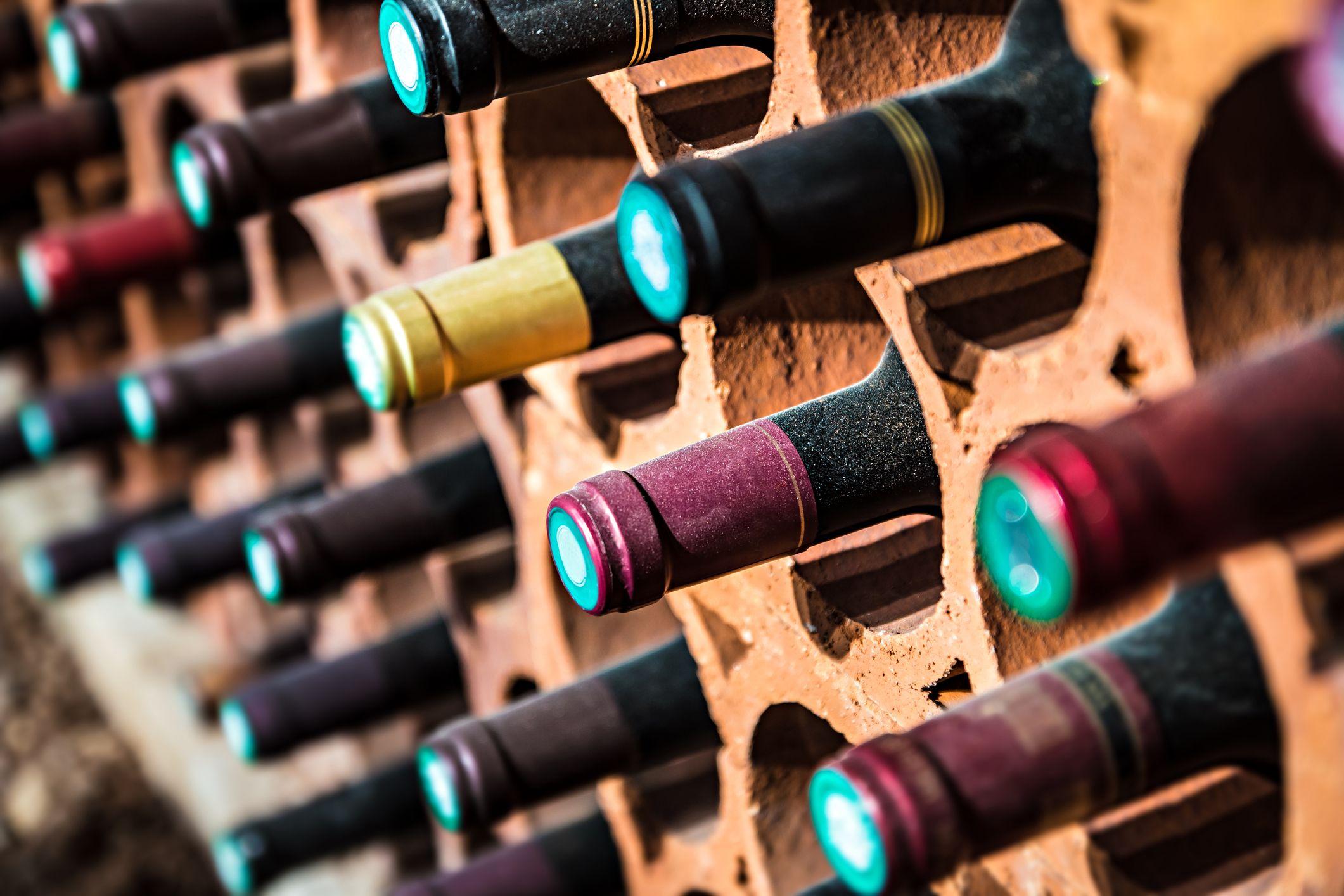 16 Diy Wine Rack Ideas Homemade