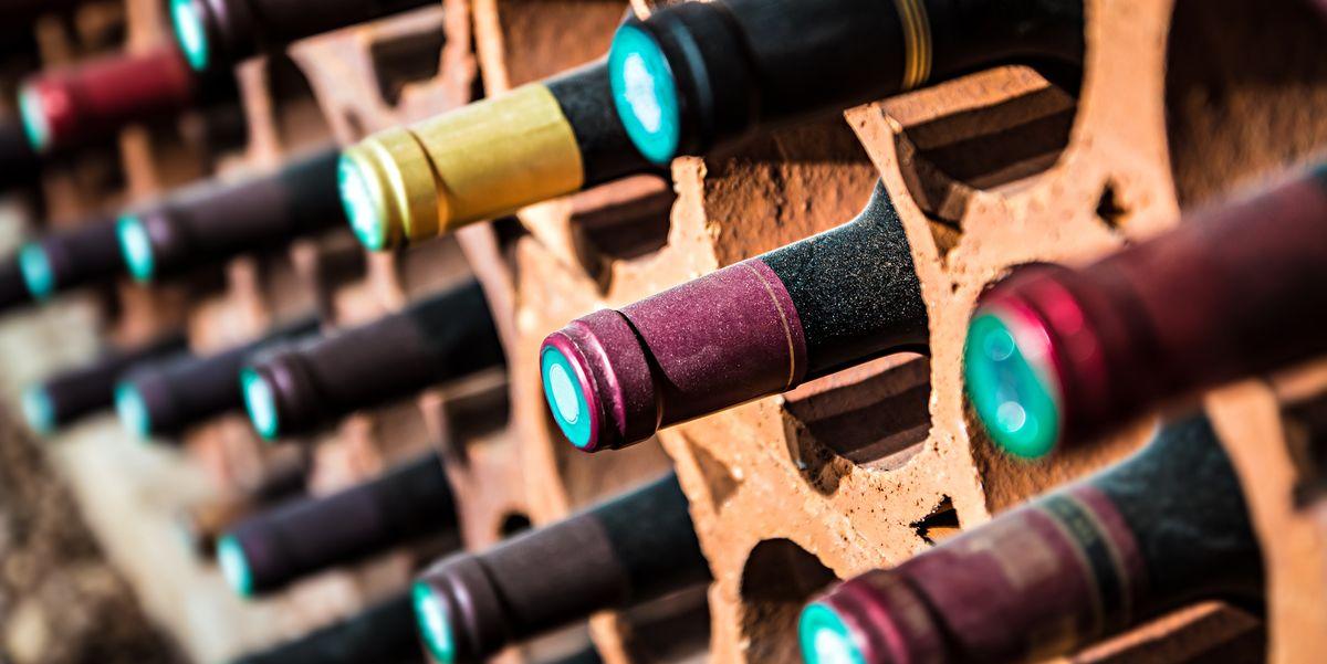 16 Diy Wine Rack Ideas Homemade, Diy Wine Storage