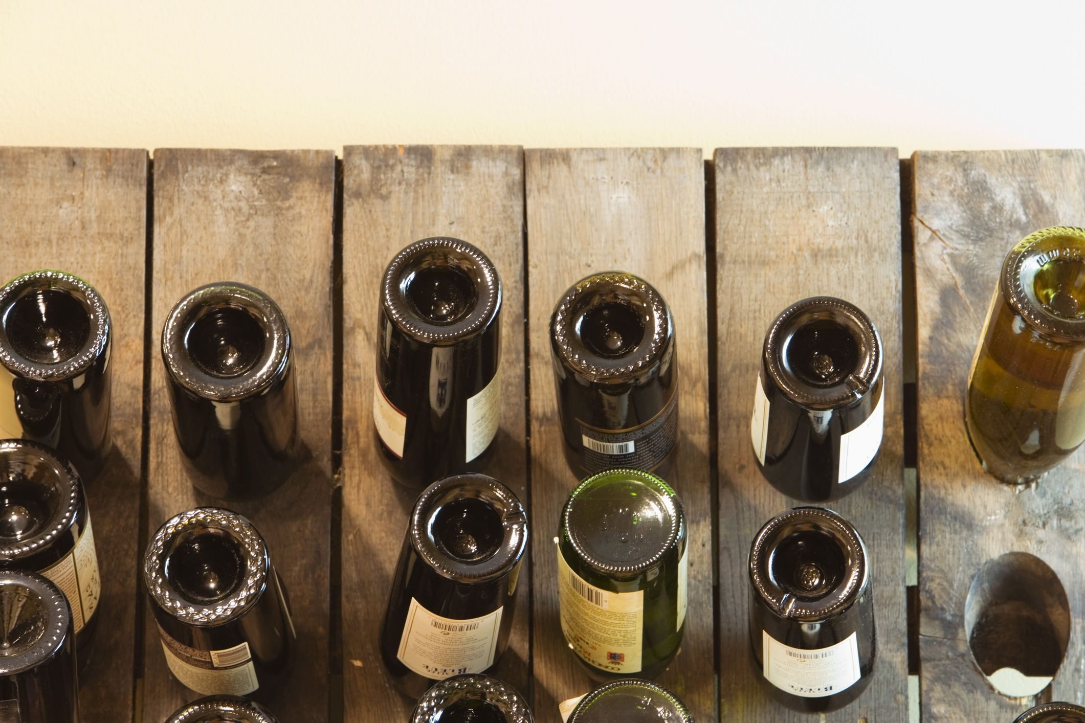 10 DIY Wine Racks to Store Your Bottles in Style