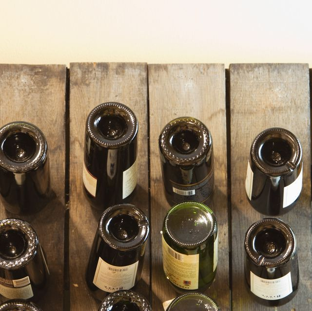 10 Diy Wine Rack Ideas Cheap And Crafty Wine Rack Inspiration