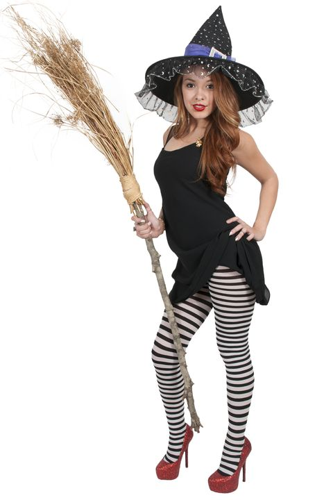 diy witch costumes