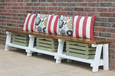 Wondrous 22 Diy Garden Bench Ideas Free Plans For Outdoor Benches Ocoug Best Dining Table And Chair Ideas Images Ocougorg