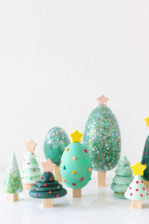 Christmas Birdhouses Crafts.60 Diy Christmas Decorations Homemade Christmas Decor Ideas