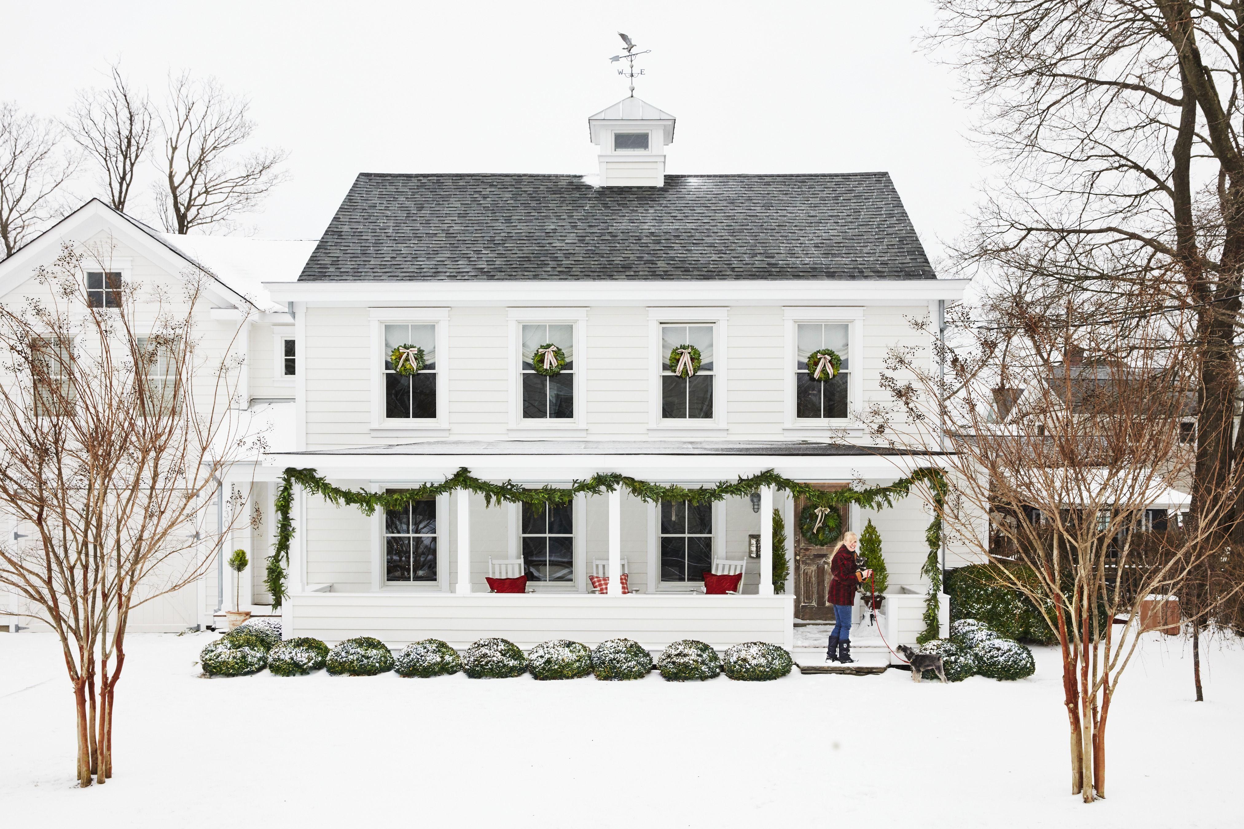 80 Diy Christmas Wreaths How To Make Holiday Wreaths