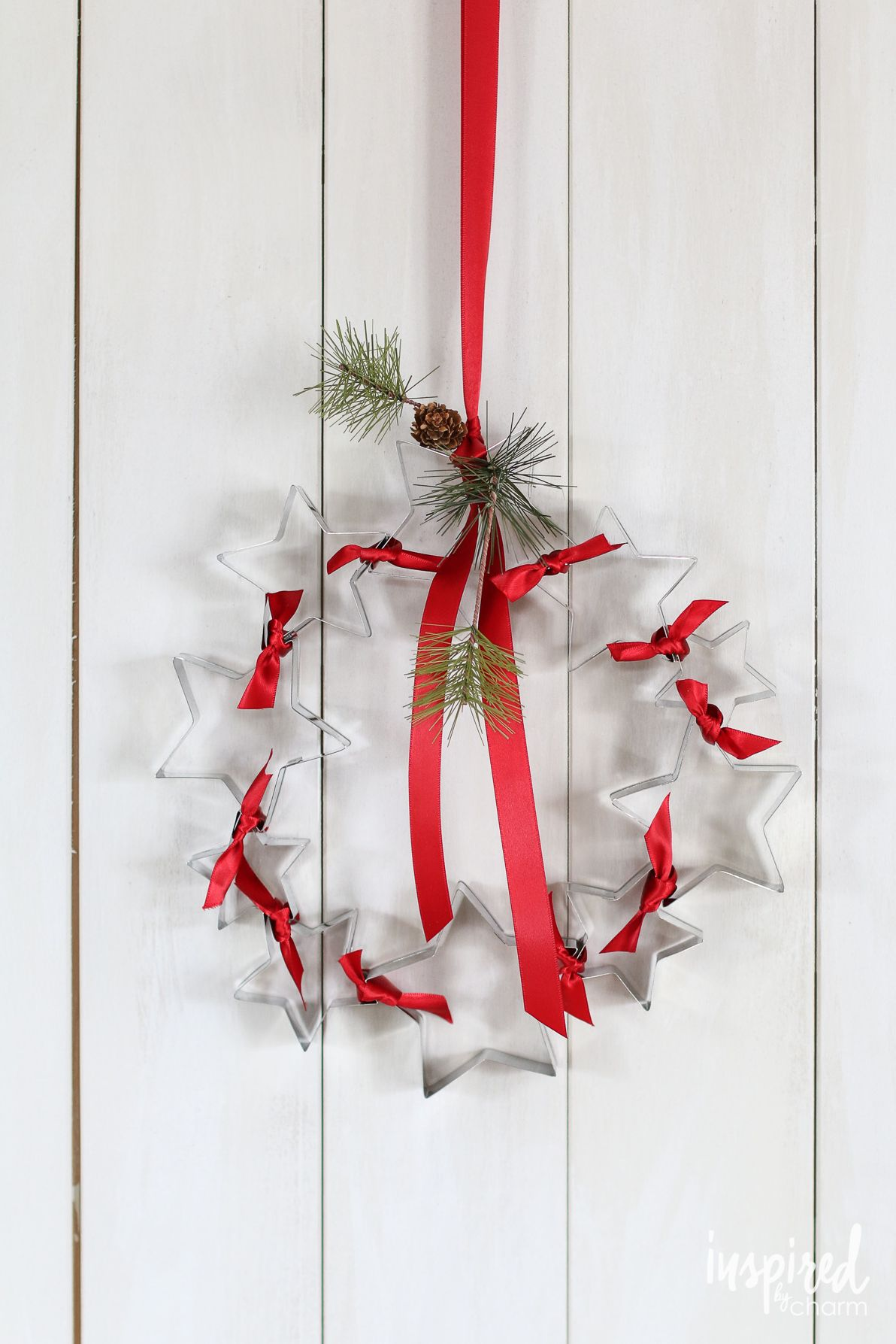 diy wreath ideas cookies