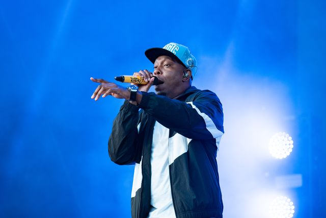 dizzee rascal charged with assault