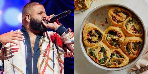 DJ Khaled Weight Watchers