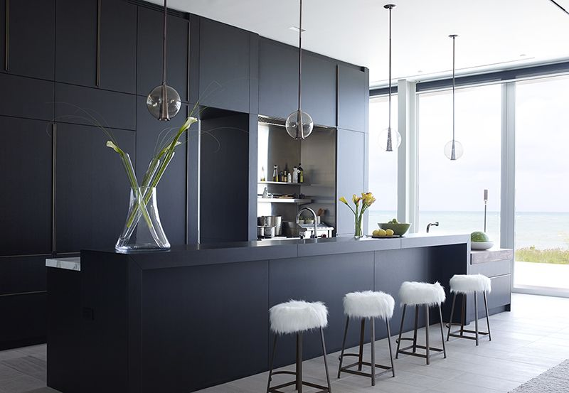 30 sophisticated black kitchen cabinets kitchen designs with black30 sophisticated kitchens with black cabinets