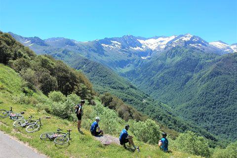 Van Oost naar West door de Pyreneeën