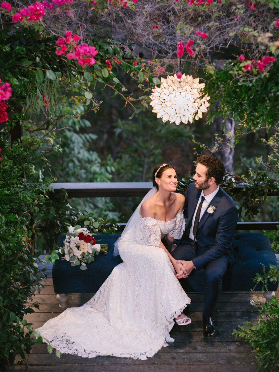 Best Celebrity Wedding Dresses - The Most Stunning Celebrity Wedding ...