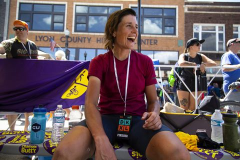 Lael Wilcox Wants to Become the First Woman to Win the Tour Divide