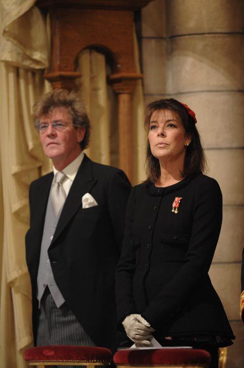 Carolina de Monaco y Ernesto de Hannover