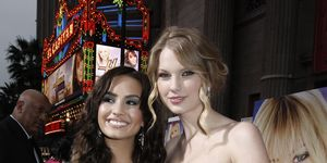 Demi Lovato y Taylor Swift