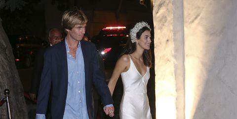 9709eae2a696 La interminable boda de los Príncipes de Hannover
