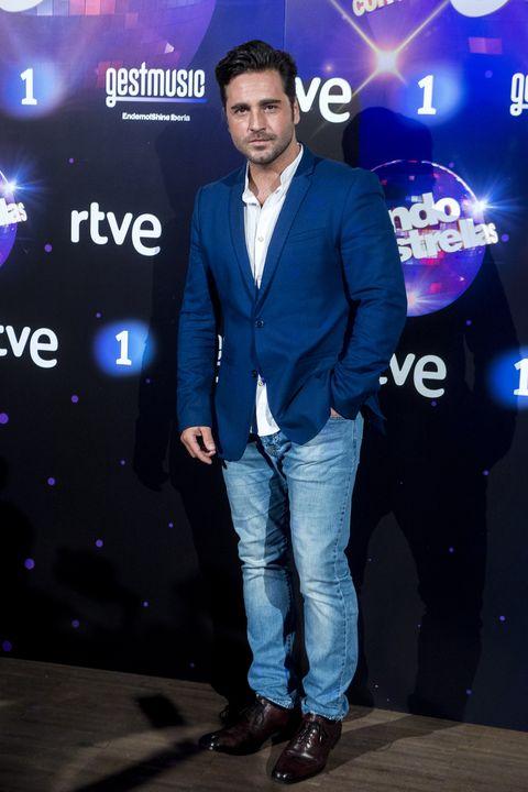 David Bustamante en 'Bailando con las estrellas'