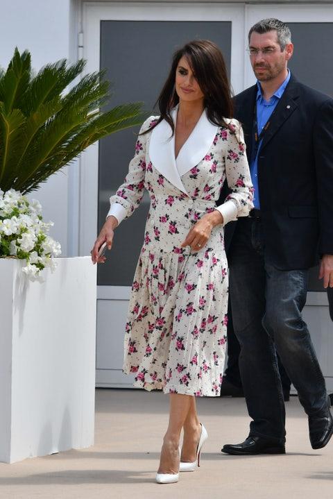 Penélope Cruz en Cannes