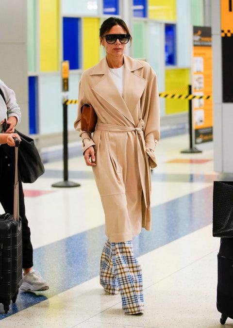 Victoria Beckham look oficina