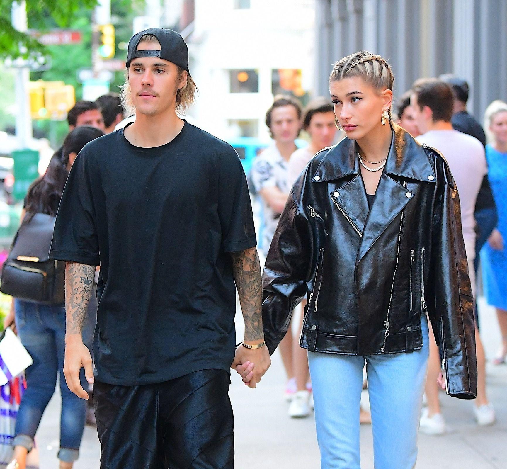 Justin Bieber y Haley Baldwin