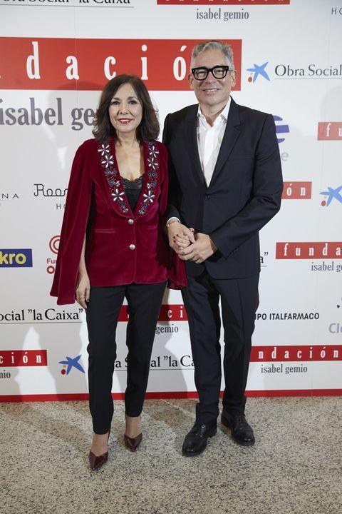 Fundacion Isabel Gemio aniversario