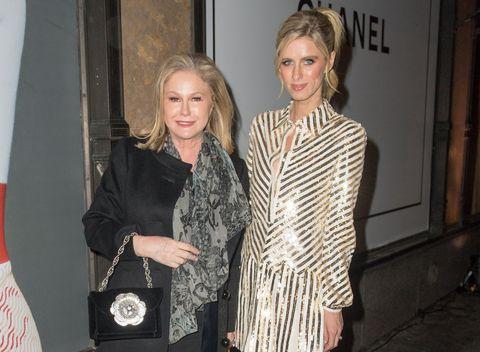 Nicky y Paris Hilton Semana de la Moda
