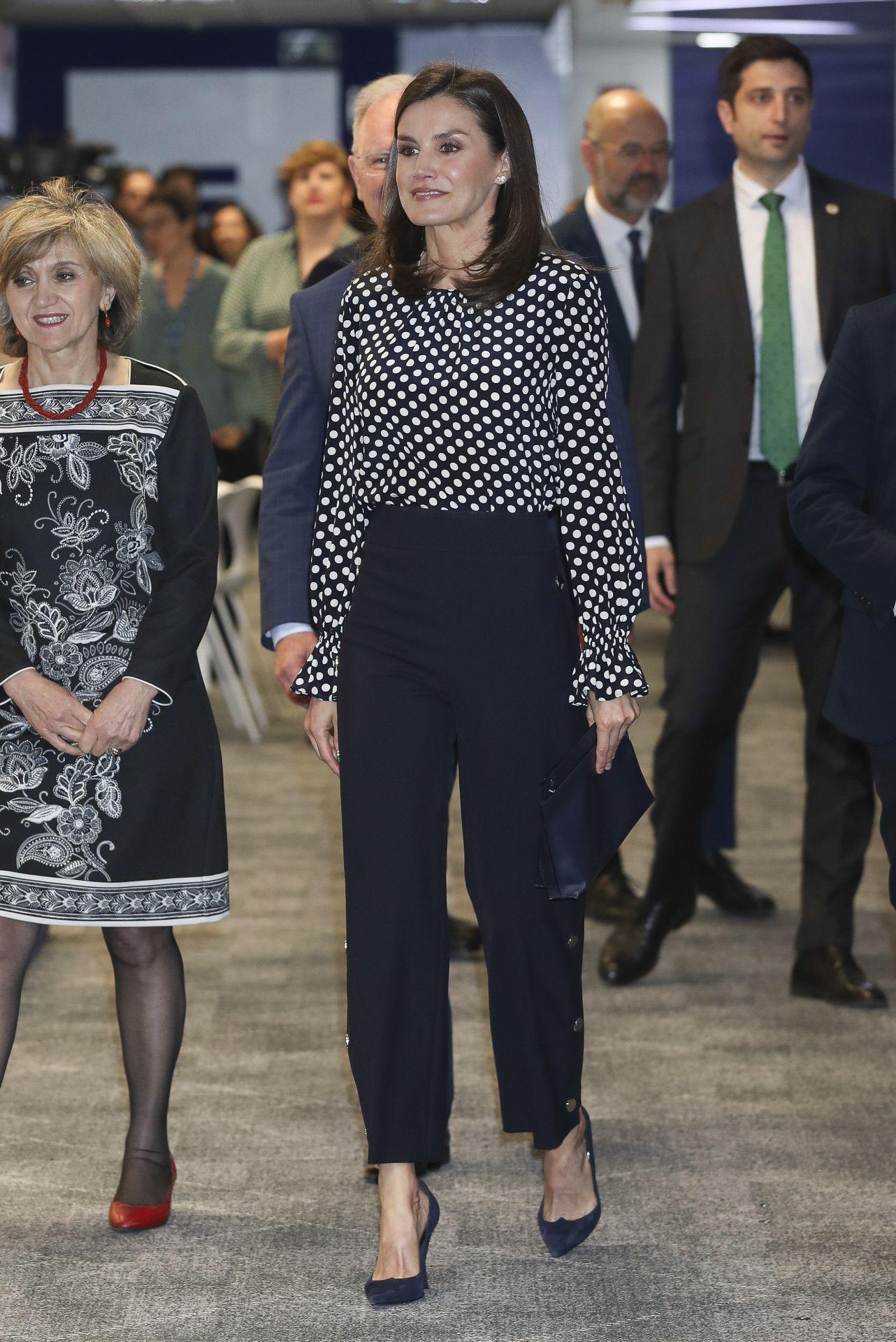 Los El De La Reina Estilo Letizia 'looks' qzMSUVp