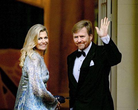 Máxima y William Alexander de Holanda