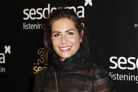 Nuria Roca sufre un accidente en Los Ángeles