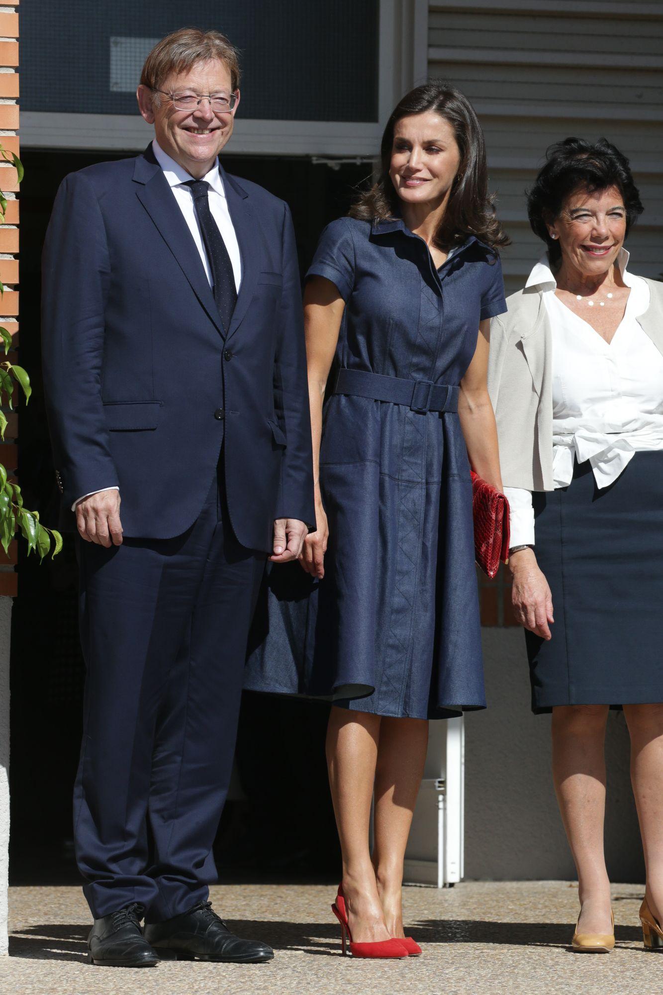 El estilo de la Reina Letizia Los 'looks' de la reina Letizia